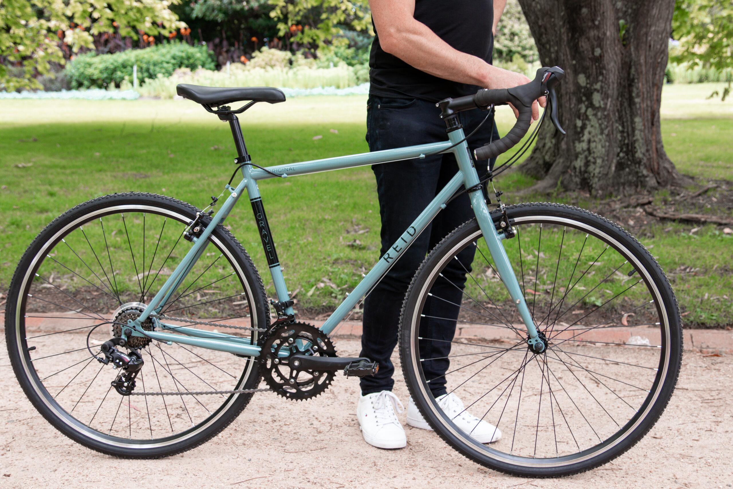 IMG 4264 scaled - Reid ® - Original Gravel Bike