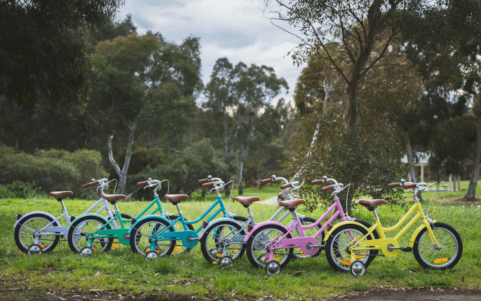 Kids Lifestyle 4 1 - Reid ® - Girls Classic 16″ Bike