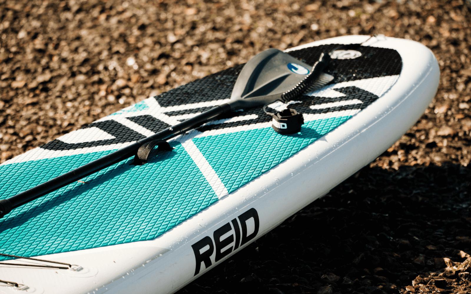 Lifestyle Images 1600 x 1000 2 3 1 1 - Reid ® - Reid Waikiki 10'6 Paddleboard