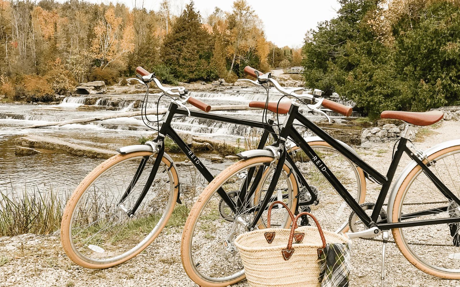 Lifestyle Images Vintage 10 1 - Reid ® - Ladies Esprit Superlite Bike