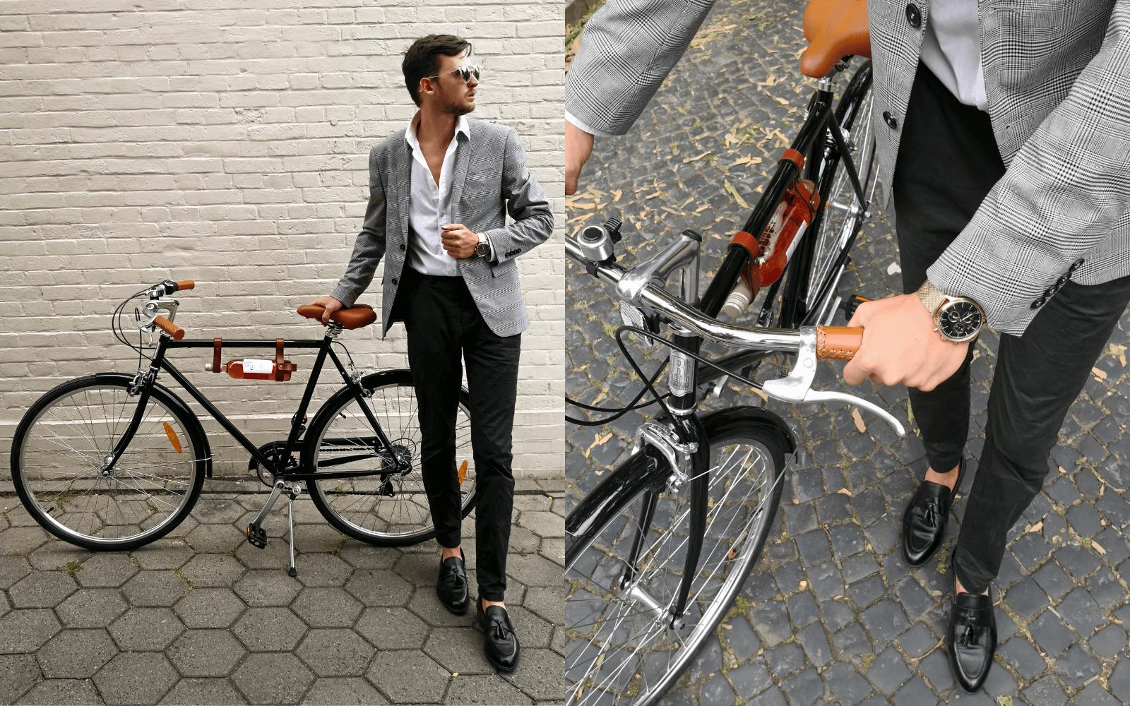 Lifestyle Images Vintage 11 1 - Reid ® - Gents Roadster Bike