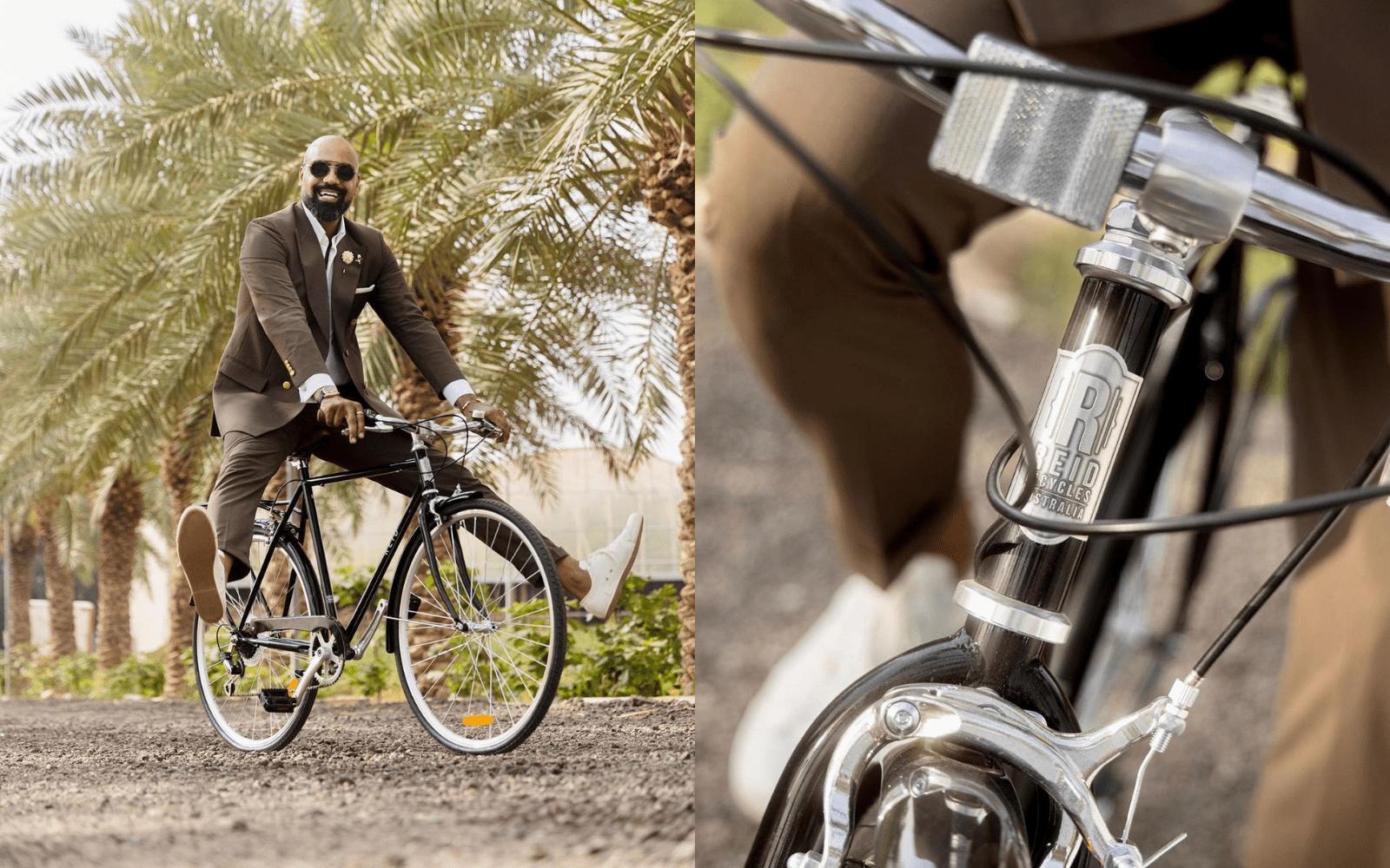 Lifestyle Images Vintage 2 min - Reid ® - Gents Roadster Bike