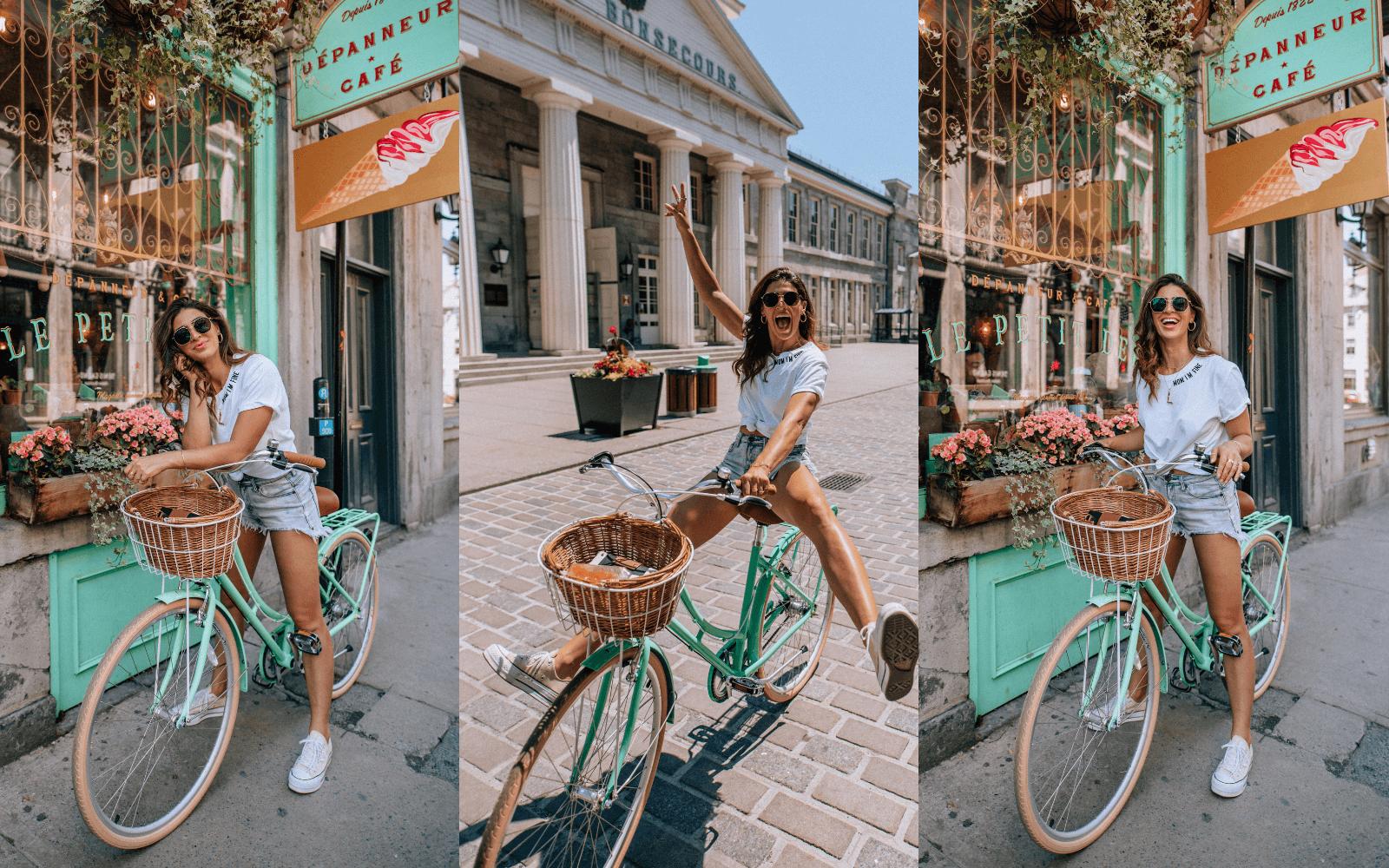 Lifestyle Images Vintage 4 1 - Reid ® - Ladies Deluxe 3-Speed Bike
