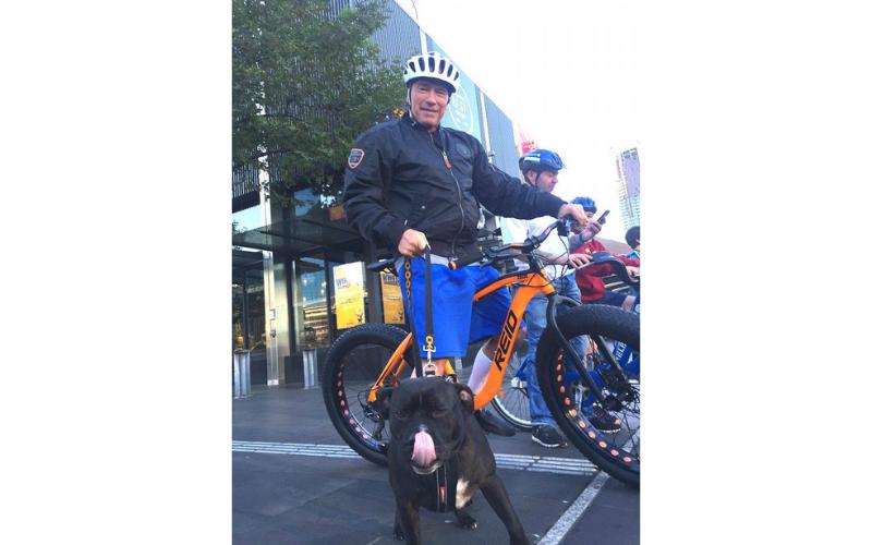 Lifestyle images 7 - Reid ® - Zeus Bike