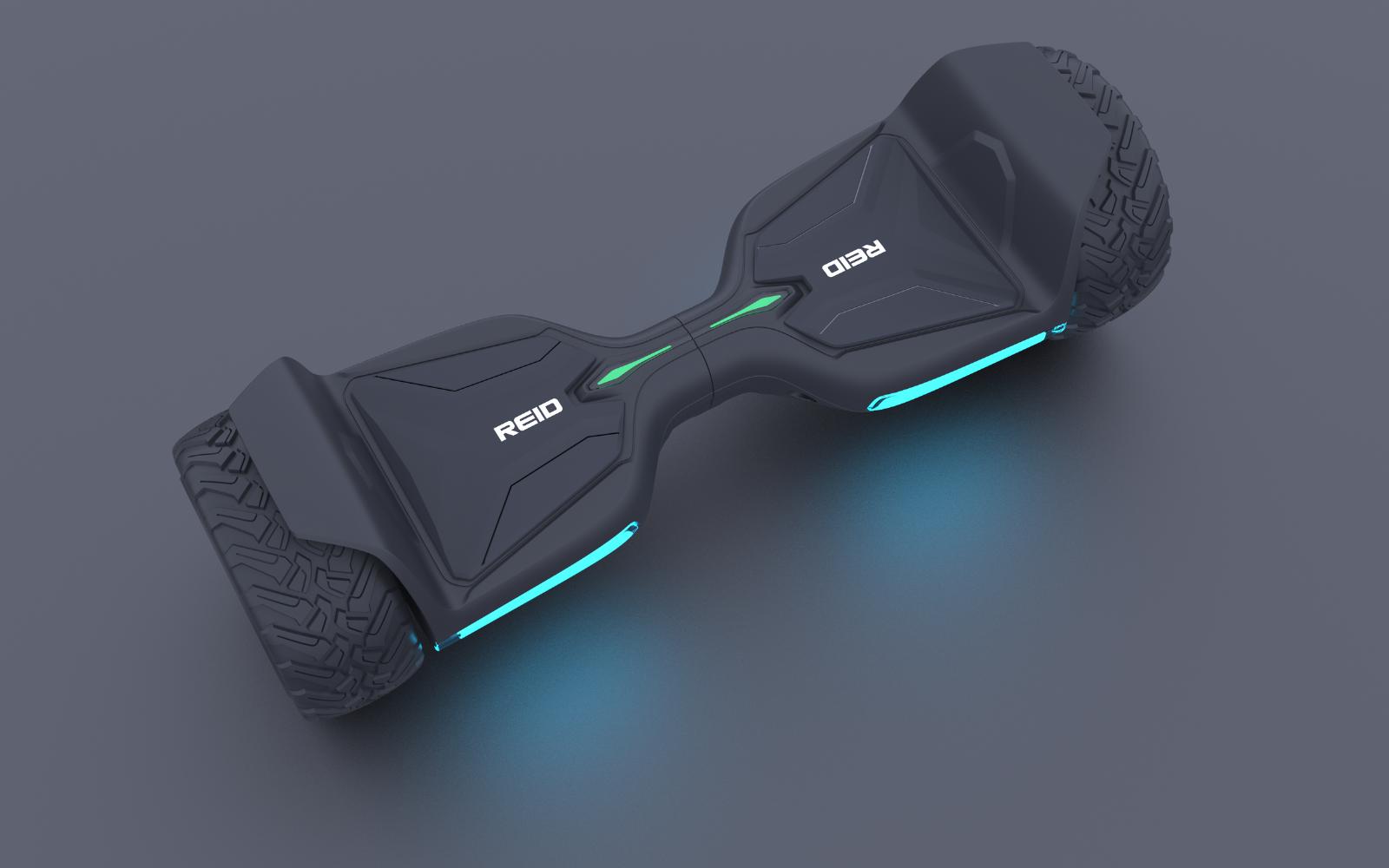 WaterSports Lifestyle - Reid ® - Havoc Plus Hoverboard