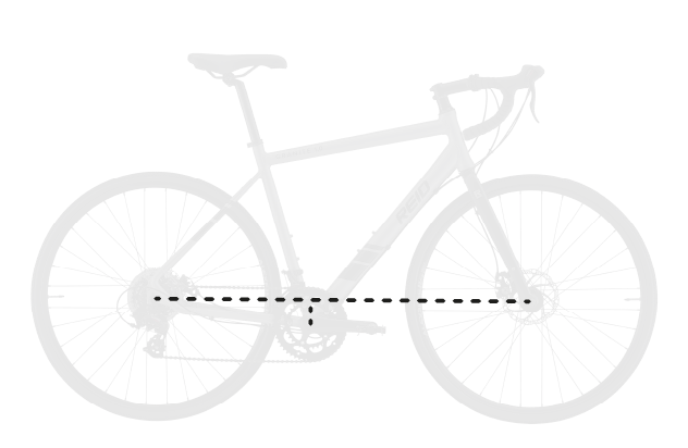 base bike BB DROP 1 - Reid ® - Granite 1.0 Bike
