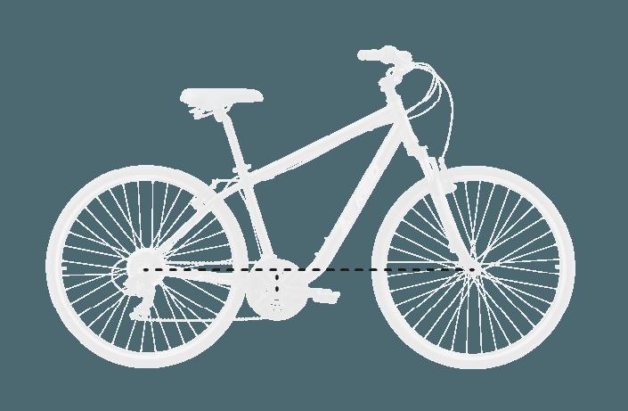 base bike BB DROP 7 - Reid ® - Original City Bike
