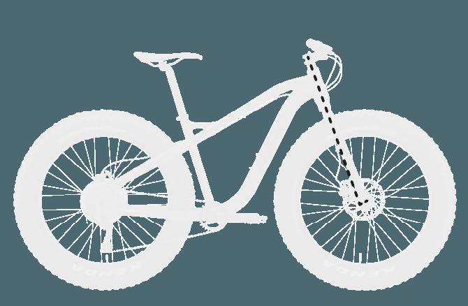 base bike FORK RAKE OFFSET - Reid ® - Vice 2.0 Bike
