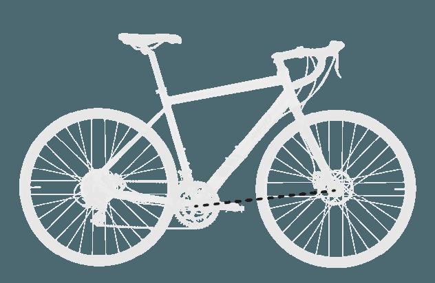 base bike FRONT CENTER 1 - Reid ® - Granite 1.0 Bike