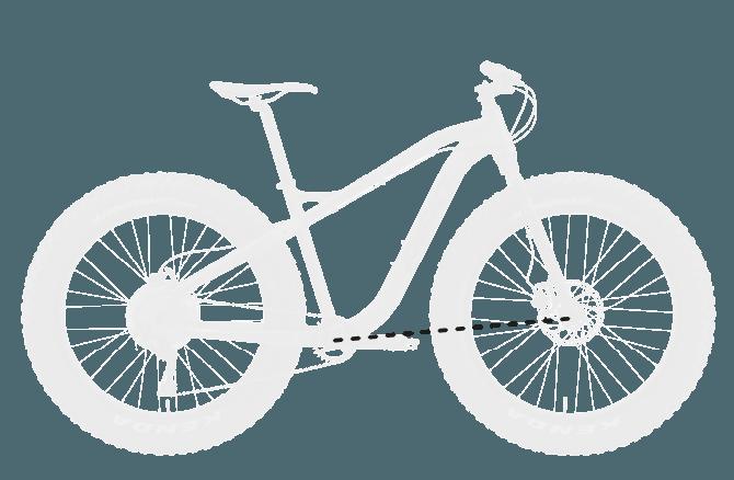 base bike FRONT CENTER - Reid ® - Vice 2.0 Bike