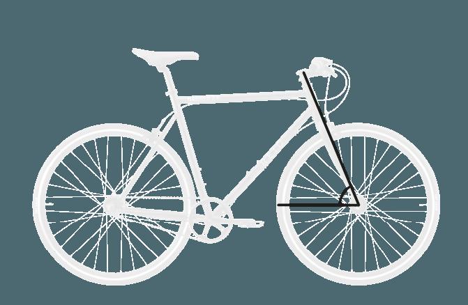 base bike HEAD TUBE ANGLE 3 - Reid ® - BLVD Bike