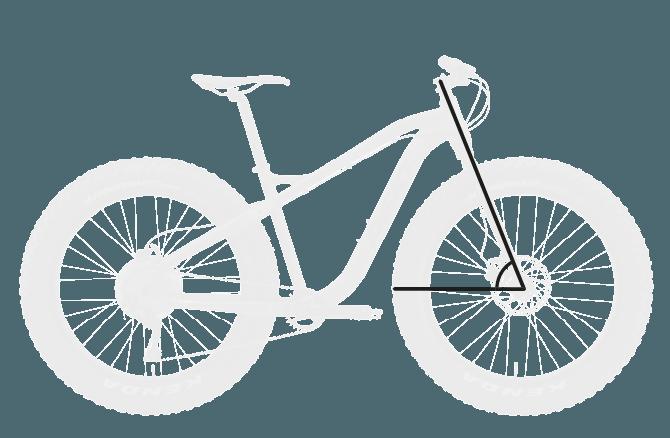 base bike HEAD TUBE ANGLE - Reid ® - Vice 2.0 Bike