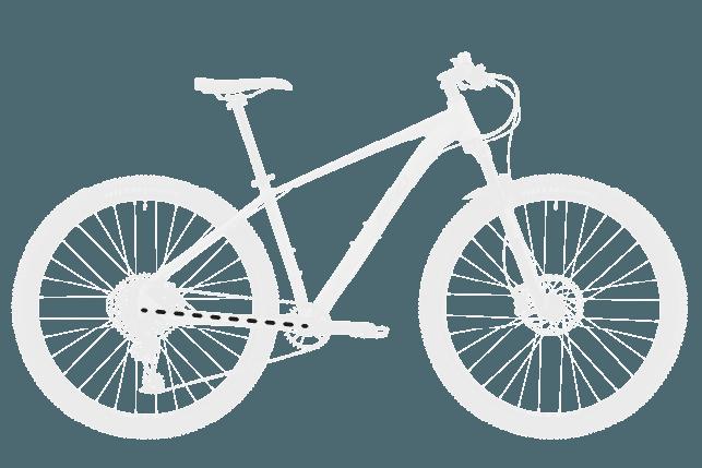 base bike RC LENGTH 3 - Reid ® - MTB Pro Disc Bike