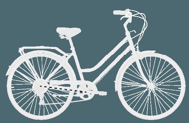 base bike RC LENGTH 9 - Reid ® - Gents Roadster Bike