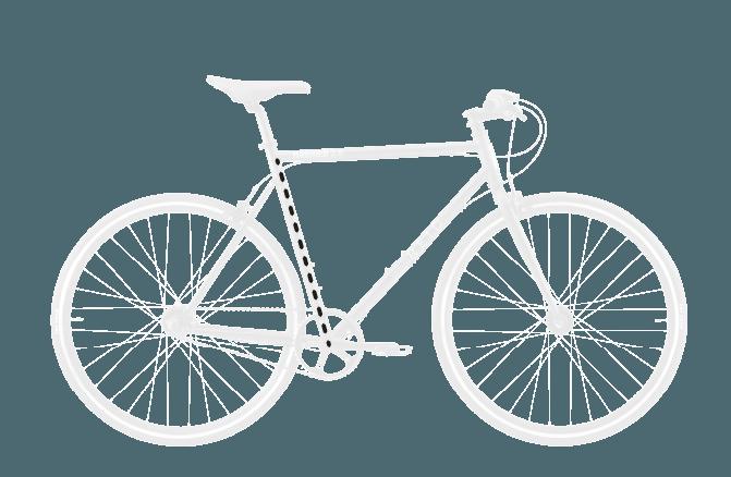 base bike SEAT TUBE LENGTH 3 - Reid ® - BLVD Bike