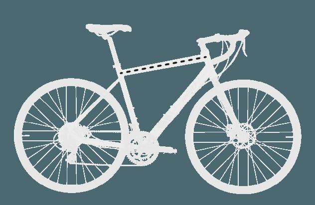 base bike TOP TUBE LENGTH 1 - Reid ® - Granite 1.0 Bike