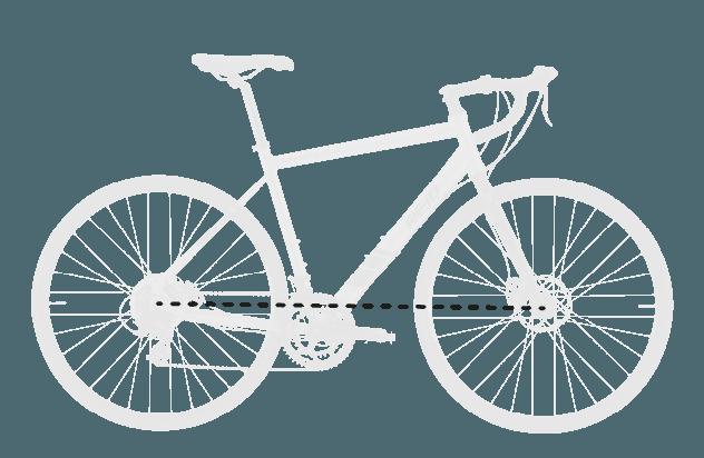 base bike WHEELBASE 1 - Reid ® - Granite 1.0 Bike