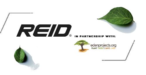 environmental featured - Reid ® - Environmental Pledge