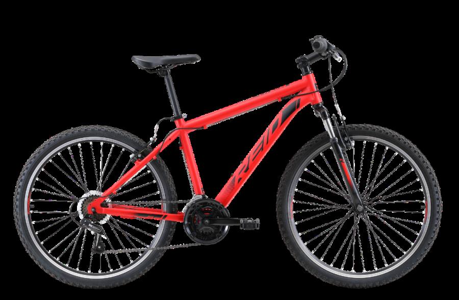 MTB Sport Red Bike