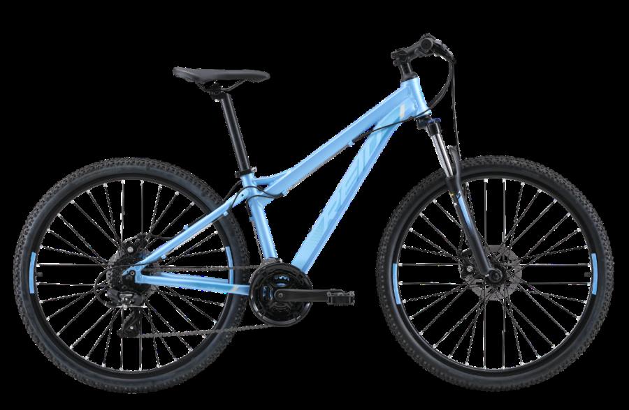 MTB Pro Disc WSD Blue Bike