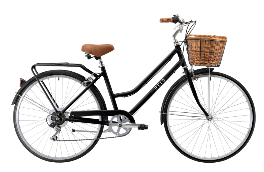 Ladies Classic Lite Bike Black