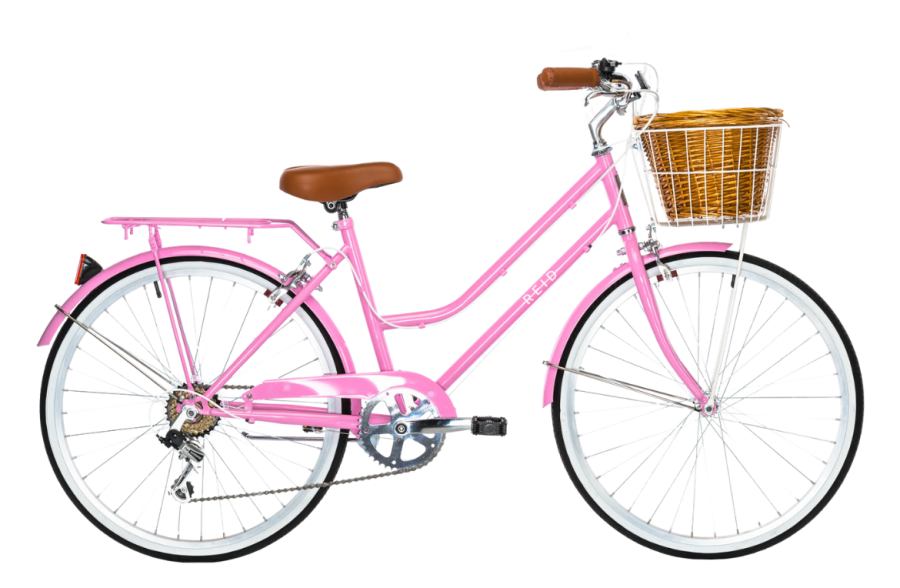 "Classic Petite 24"" Pink Bike"