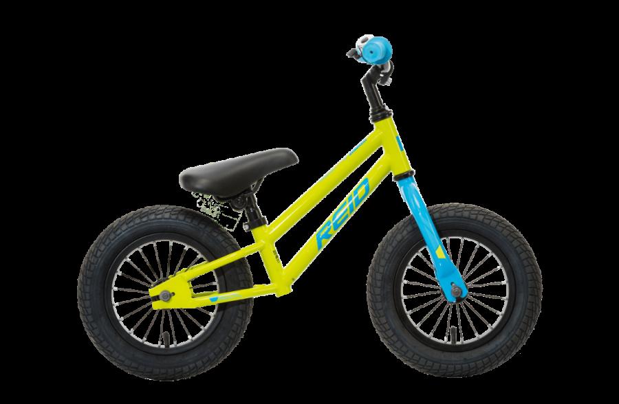Explorer S Balance Bike Fluro Yellow