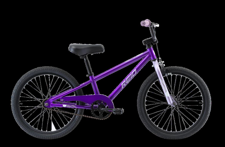 95 10 - Reid ® - Explorer S 20″ Girls Coaster Edition Bike