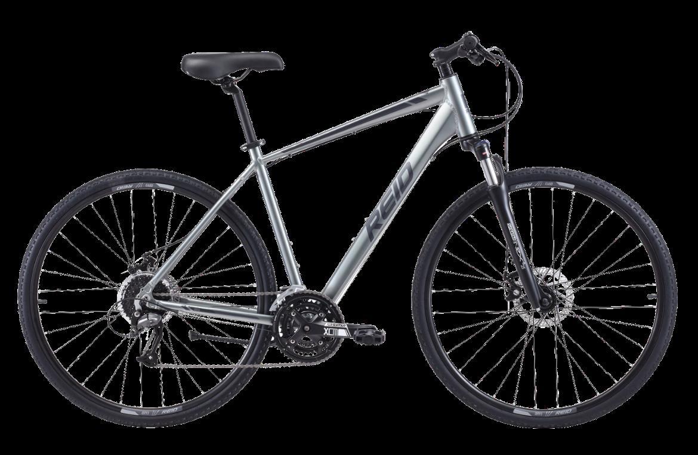 Commuter Comfort 2 8 - Reid ® - City 3 Bike