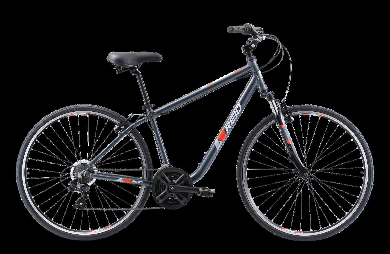Commuter Comfort 2 - Reid ® - Comfort 2 Bike