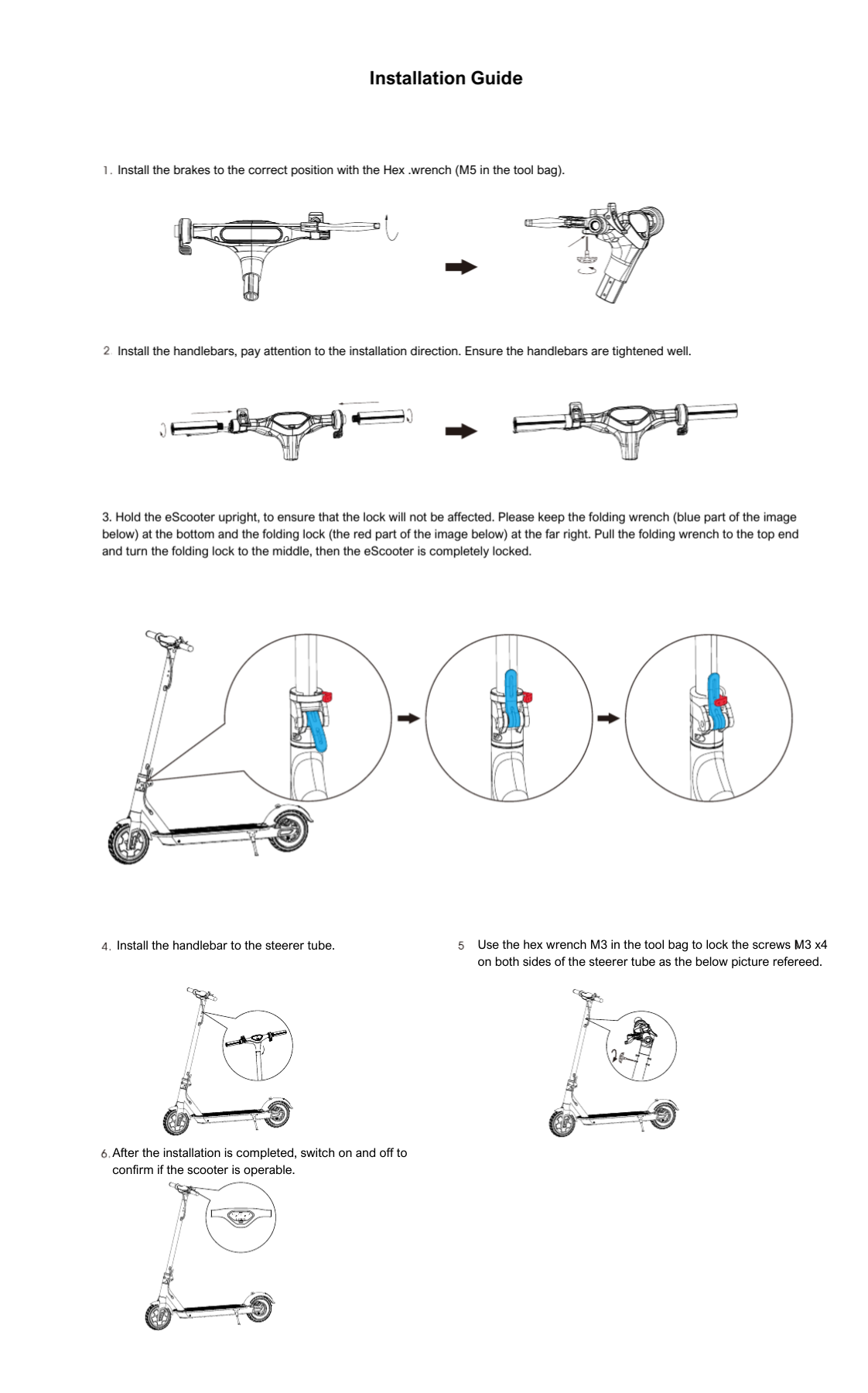 Build a Scooter