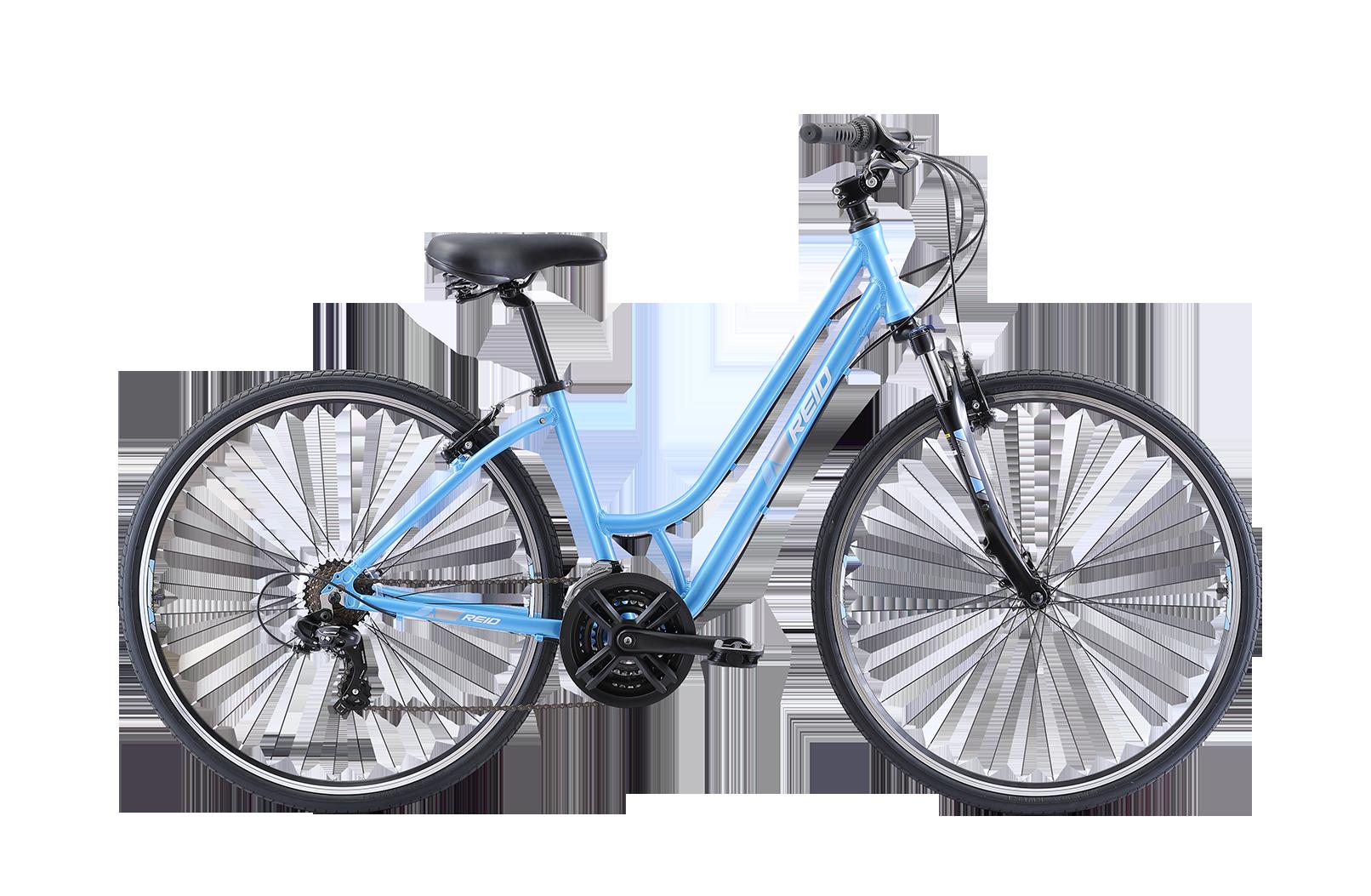 IMG 0018 - Reid ® - Comfort 2 Step Thru Bike 2020