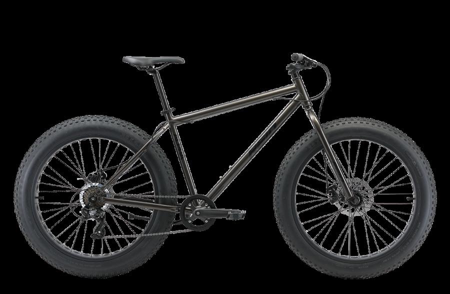 Alpha Charcoal Bike