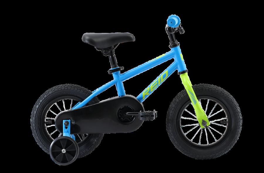 "Boys Explorer S 12"" Blue Bike"