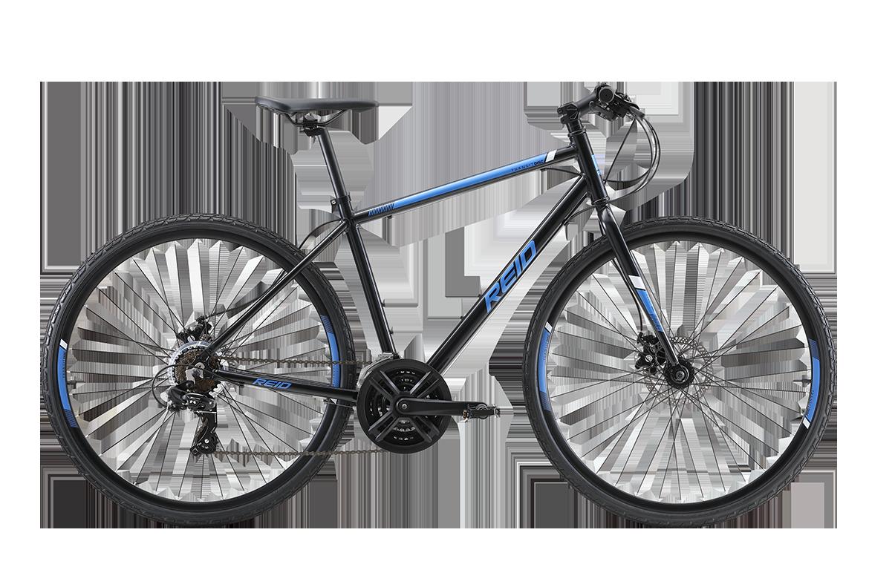 Transit Disc Black Bike