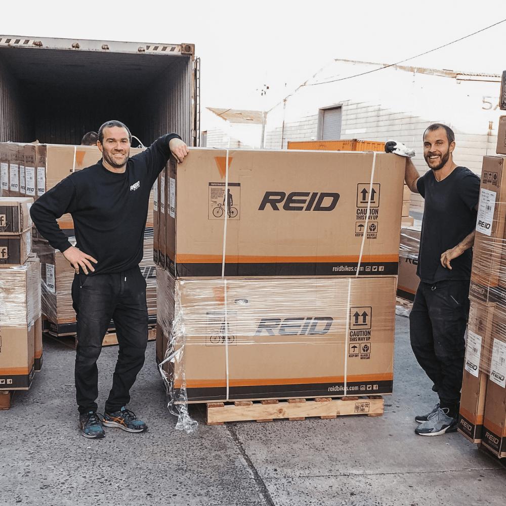 6 8 min - Reid ® - About Us