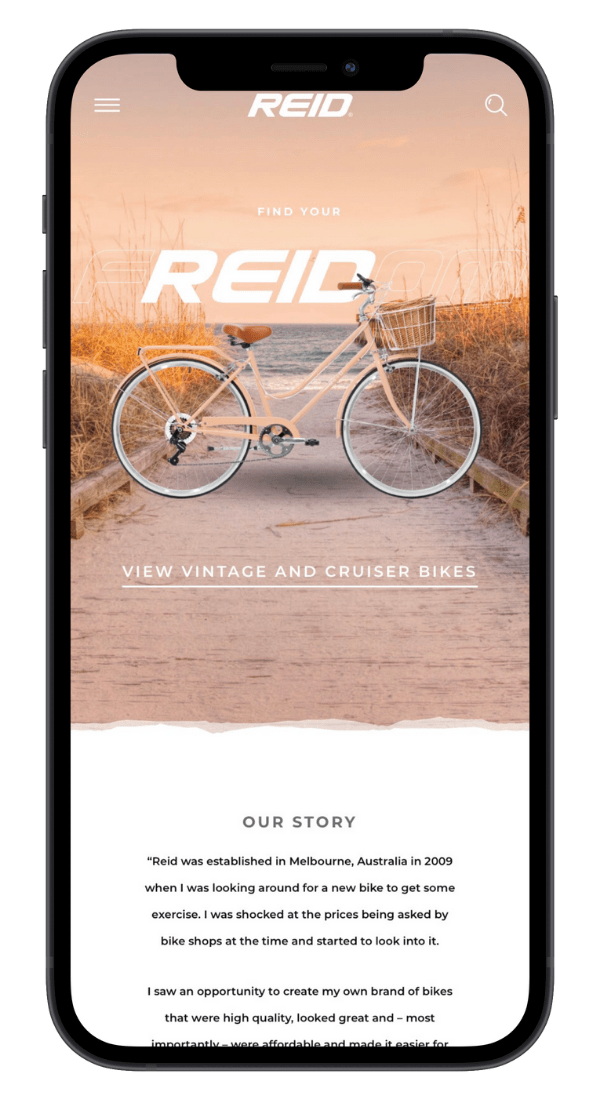 Copy of Untitled - Reid ® - Reid Launches Their New Website!
