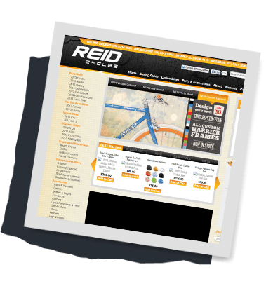 How it started 4 - Reid ® - About Us