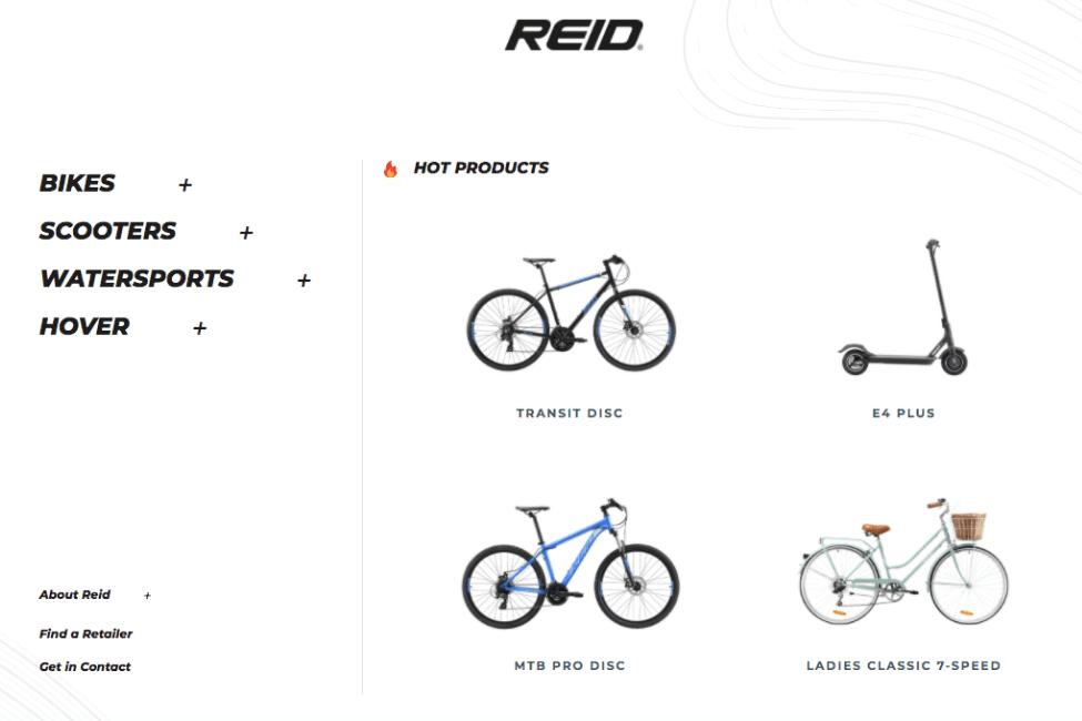 Reid launches their new website 2 1 - Reid ® - Reid Launches Their New Website!