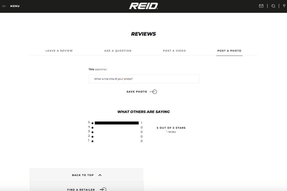 Reid launches their new website 5 - Reid ® - Reid Launches Their New Website!