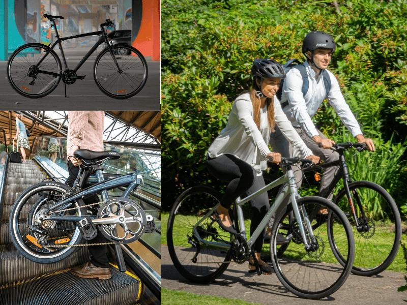 Commuter Comfort - Reid ® - Reid Bike Types - The Overview