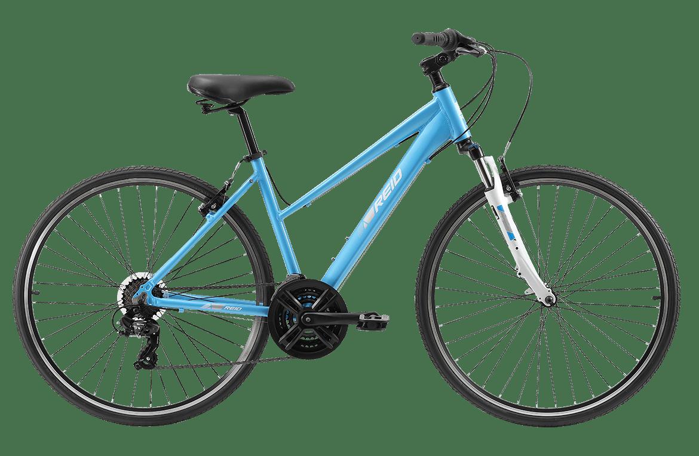 IMG 0021 - Reid ® - Comfort 2 Step Thru Bike