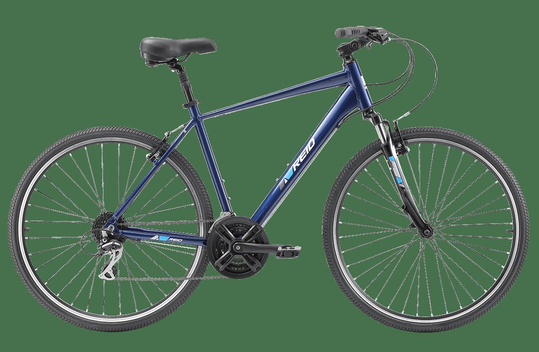 IMG 0343 - Reid ® - Comfort 3 Bike