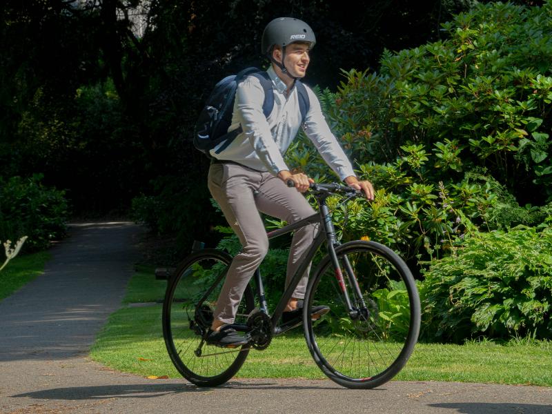 1 1 - Reid ® - World Car Free Day - Consider Cycling?