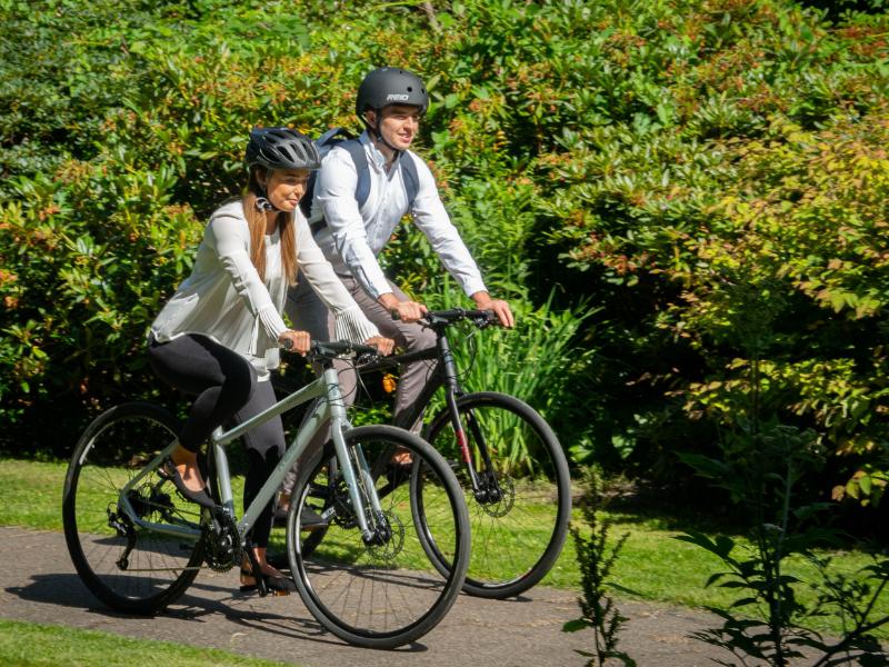2 2 - Reid ® - World Car Free Day - Consider Cycling?